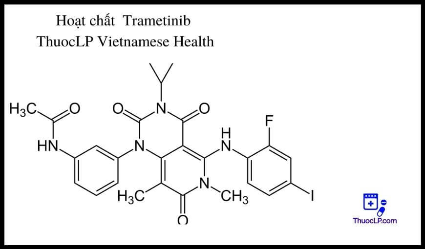 hoat-chat-trametinib-chi-dinh-tuong-tac-thuoc