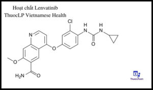 hoat-chat-lenvatinib-chi-dinh-tuong-tac-thuoc