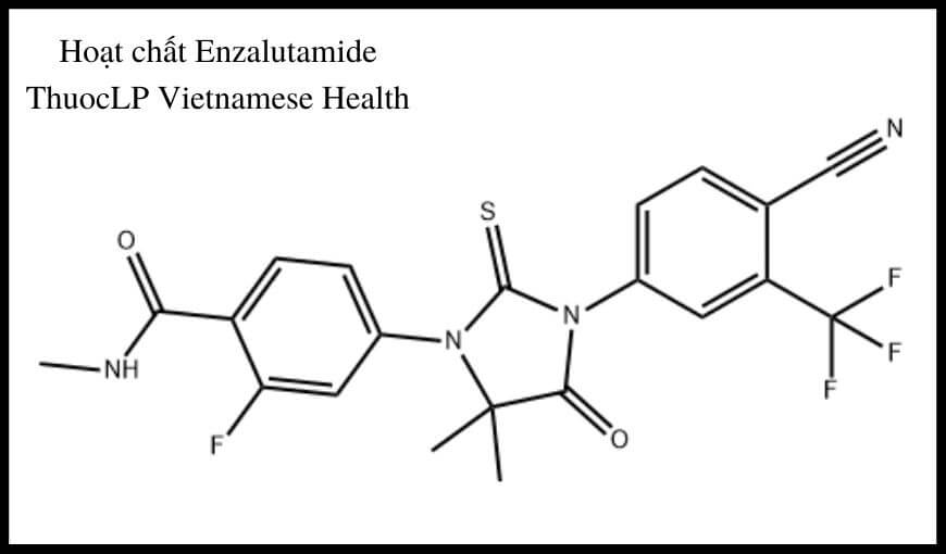 thong-tin-enzalutamide-chi-dinh-tuong-tac-thuoc