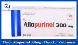 thuoc-allopurinol-300mg-tri-benh-gut-cach-dung-lieu-dung